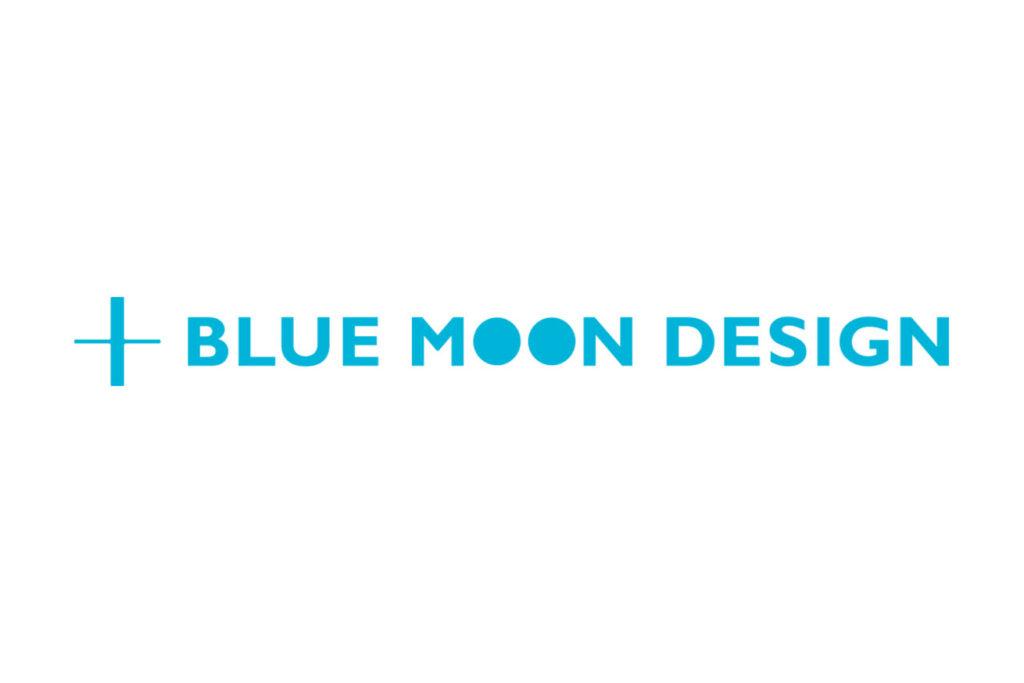 Blue Moon Design ロゴ